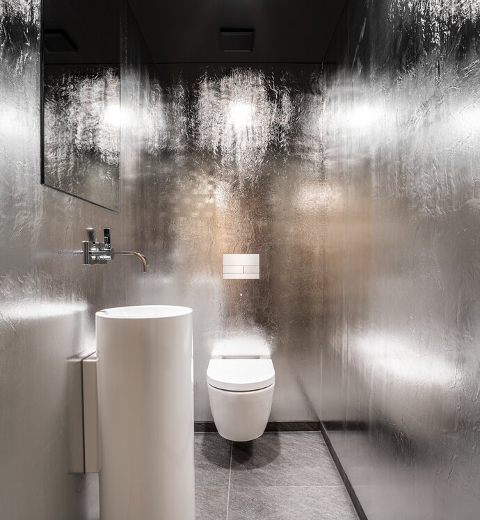 Designhotel Laurichhof Wellness WC