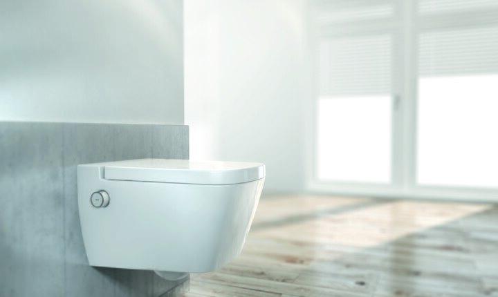 teceone wc mit duschfunktion tece. Black Bedroom Furniture Sets. Home Design Ideas
