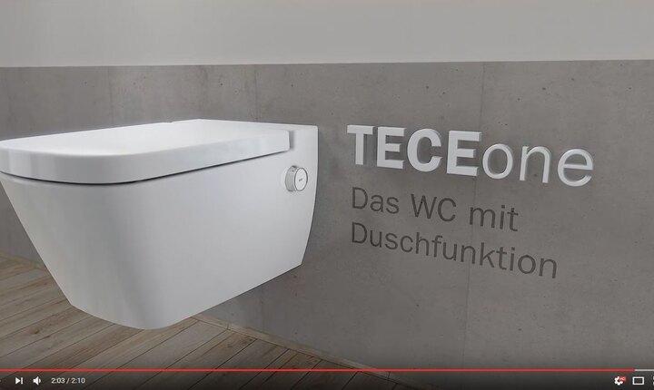 teceone das wc mit duschfunktion tece. Black Bedroom Furniture Sets. Home Design Ideas