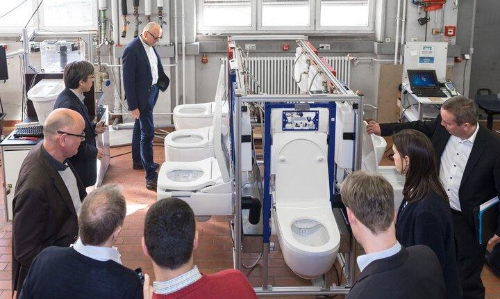 Dusch Wc Test teceone wc mit duschfunktion tece