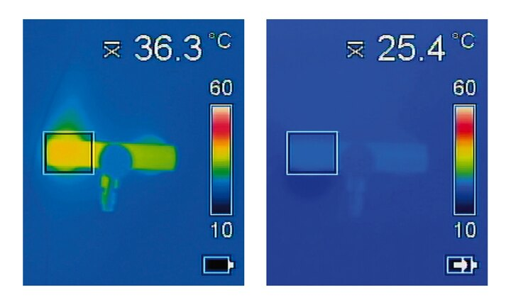 TECE Hygienebox - Grafik
