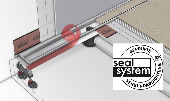 Seal System - Entwässerung | TECE