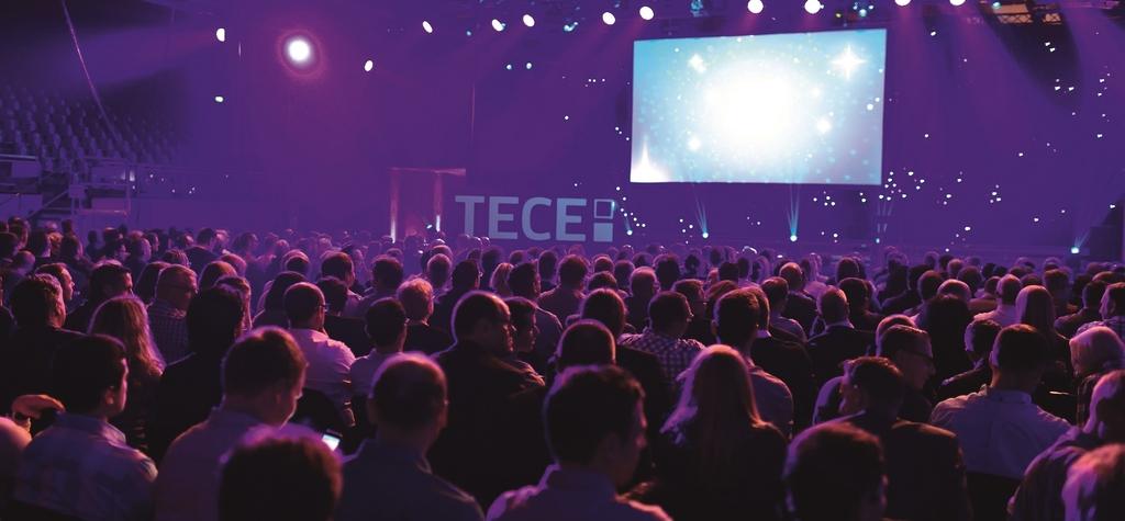 Vorstellung TECE - Markenevent